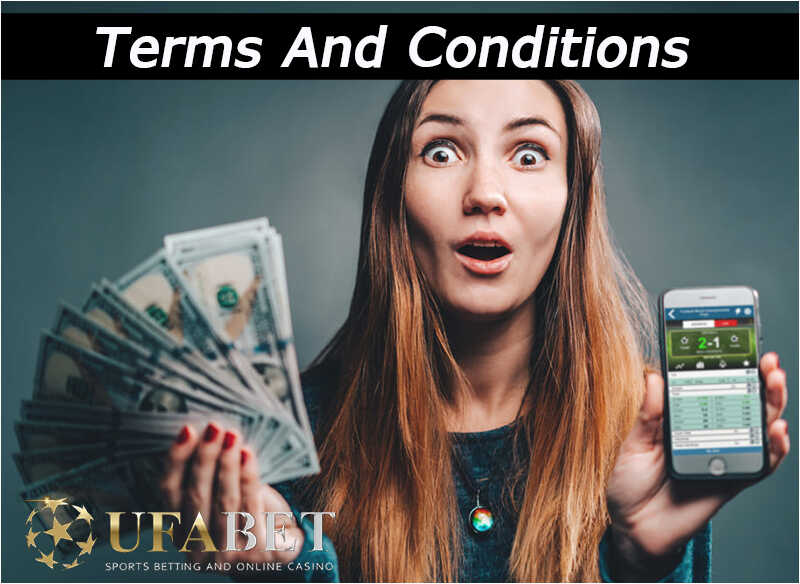 Terms And Conditions Ufa191